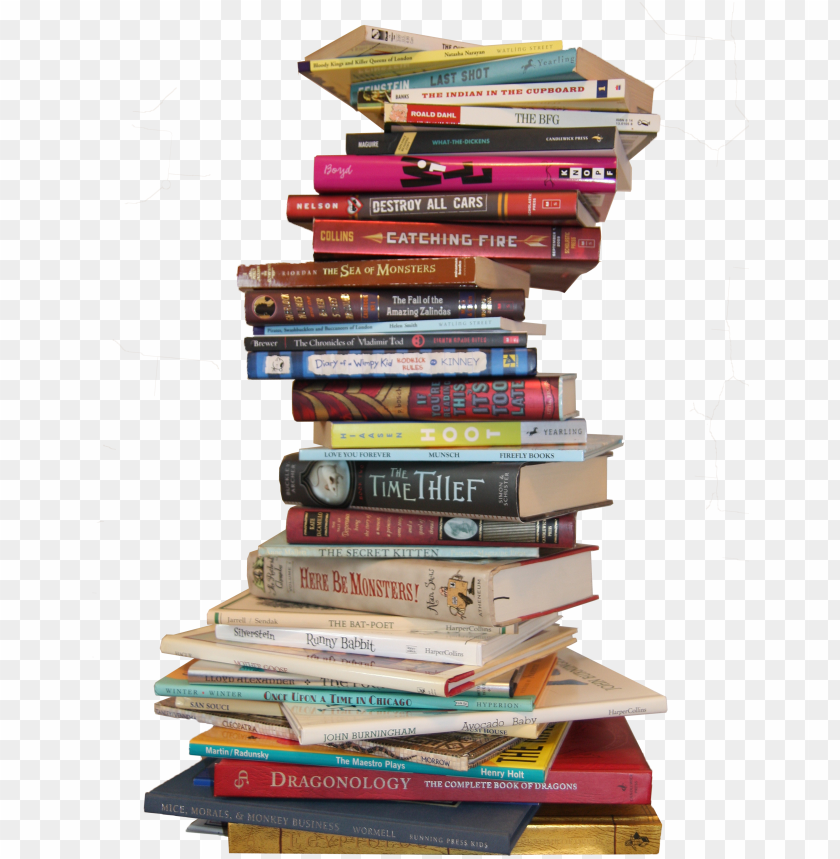 free PNG stack of school books png jpg royalty free library - stack of books PNG image with transparent background PNG images transparent