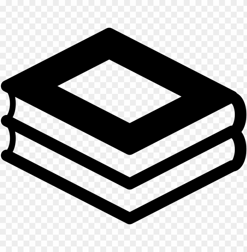 books icon png stacked books icon transparent png image with transparent