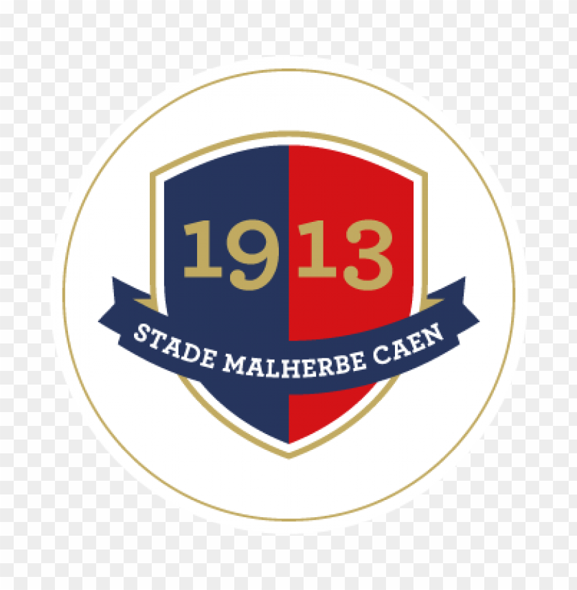 free PNG stade malherbe caen (1913) vector logo PNG images transparent