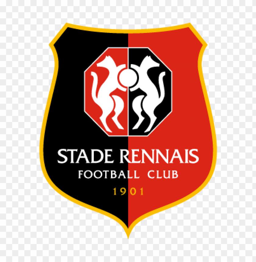 free PNG stade rennais fc vector logo PNG images transparent