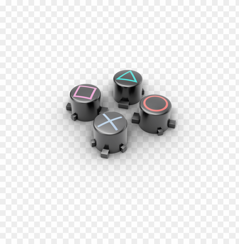 free PNG standard ps4 button - playstation 4 PNG image with transparent background PNG images transparent