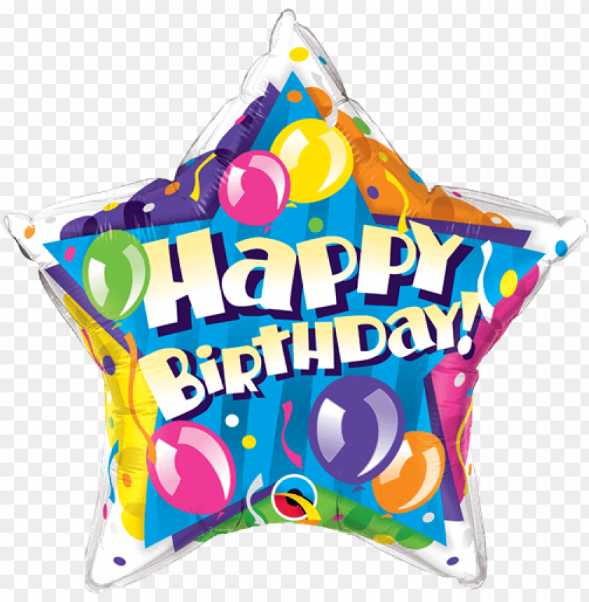 """free PNG star birthday sparkling balloons star - 18"""" star shape birthday sparkling balloons foil balloo PNG image with transparent background PNG images transparent"""