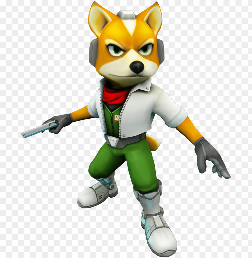 free PNG star fox - fox mccloud star fox 64 3d PNG image with transparent background PNG images transparent