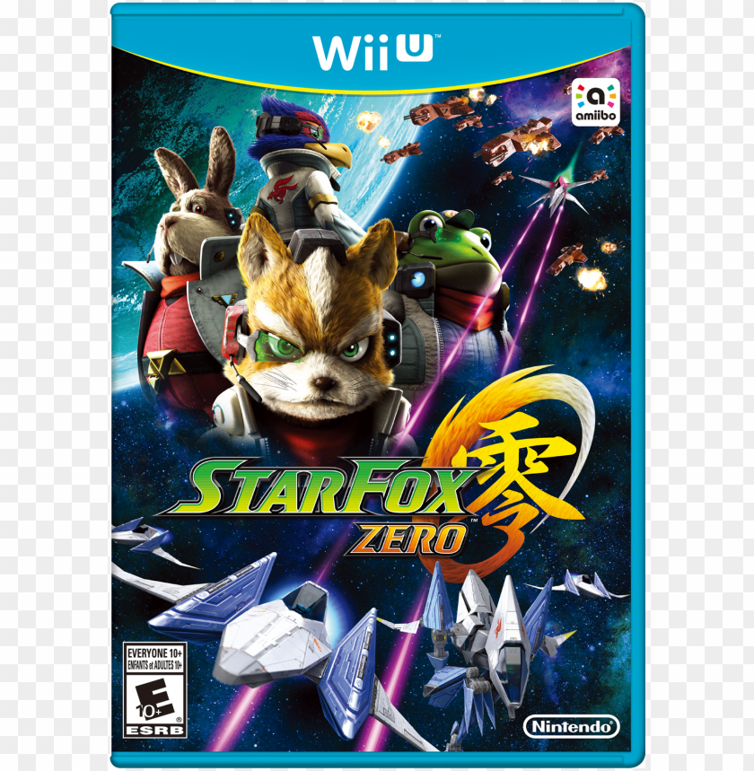 free PNG star fox zero star fox guard - nintendo wii u star fox zero nintendo wii-u PNG image with transparent background PNG images transparent