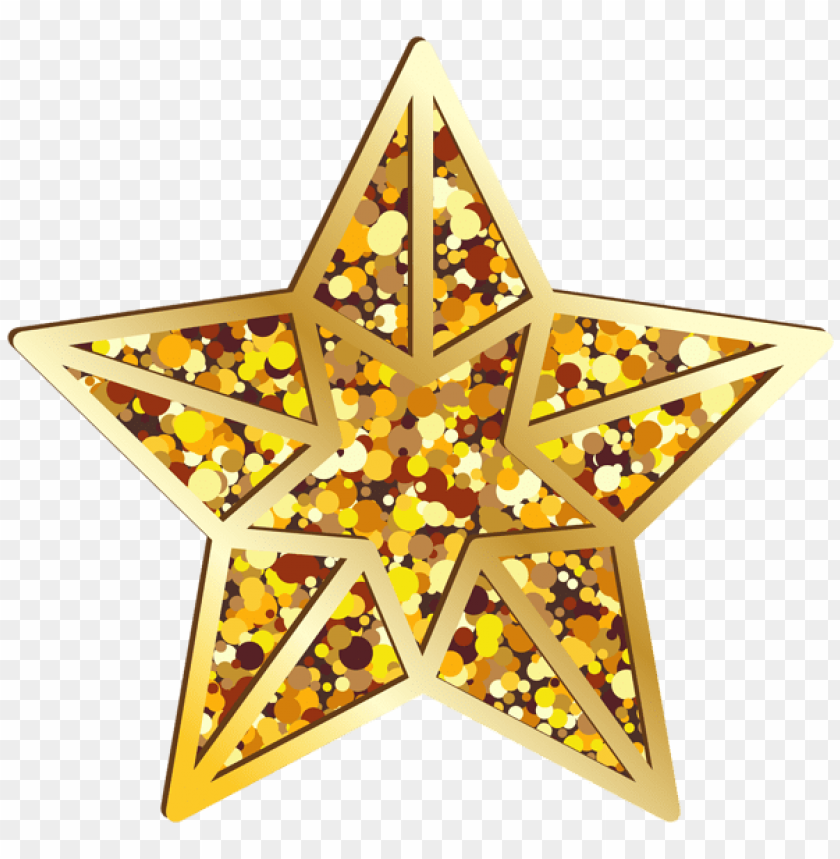 free PNG Download star gold clipart png photo   PNG images transparent