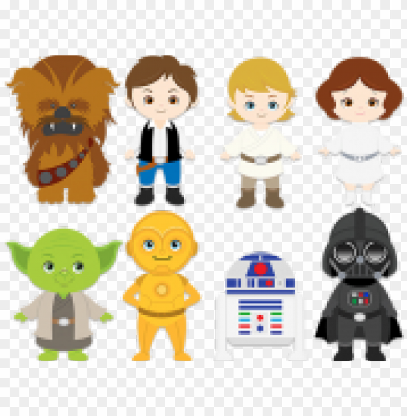 Star Wars Clipart Png Image With Transparent Background Toppng