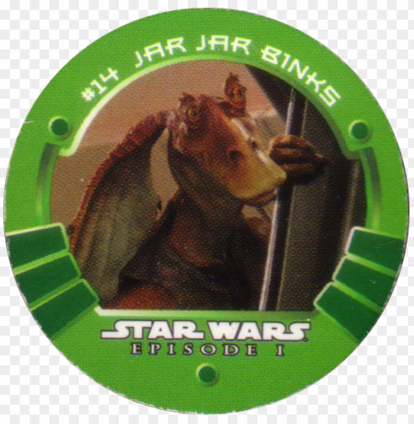 Star Wars Episode 1 14 Jar Jar Jar Binks Po Png Image With