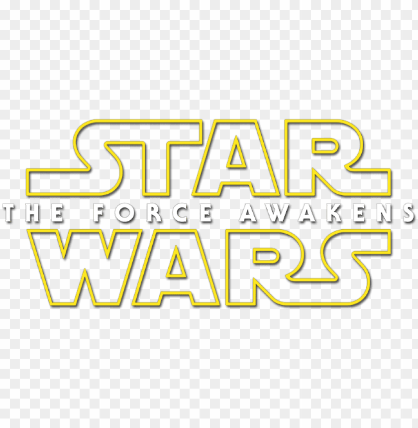 free PNG star wars episode vii the force awakens movie fanart - star wars the last jedi logo PNG image with transparent background PNG images transparent
