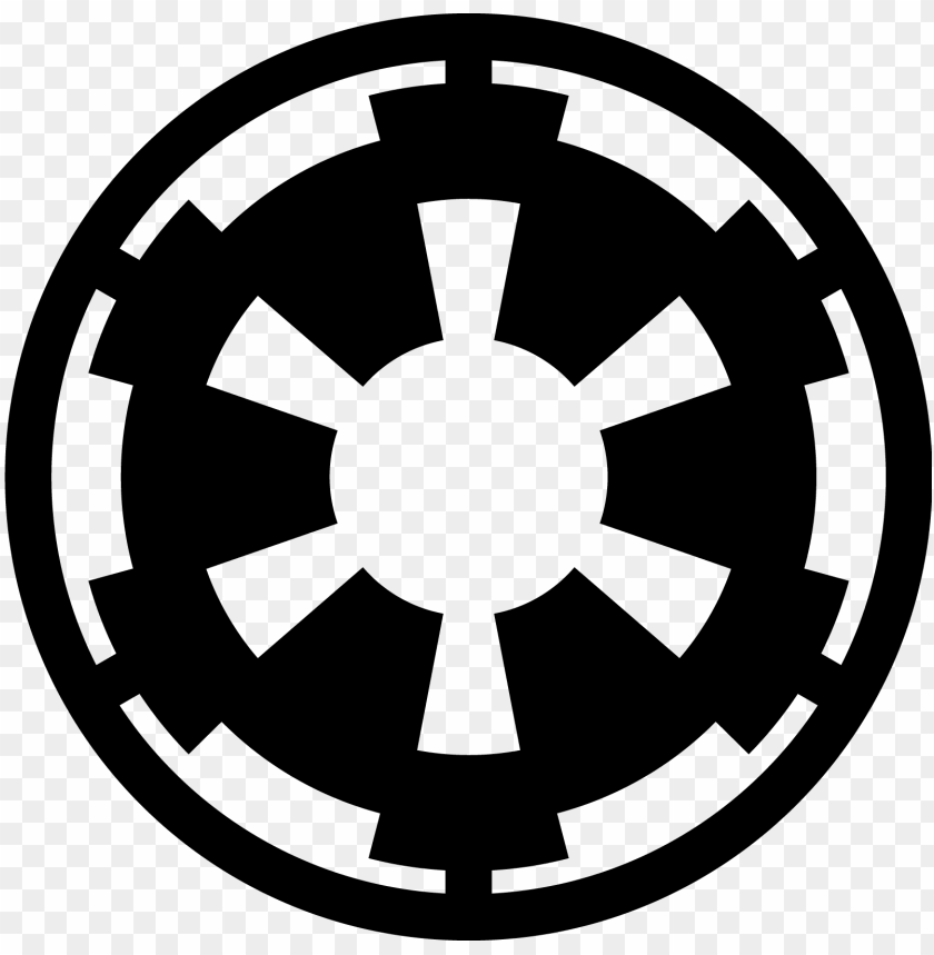 free PNG star wars imperial seal logo - star wars imperial logo PNG image with transparent background PNG images transparent