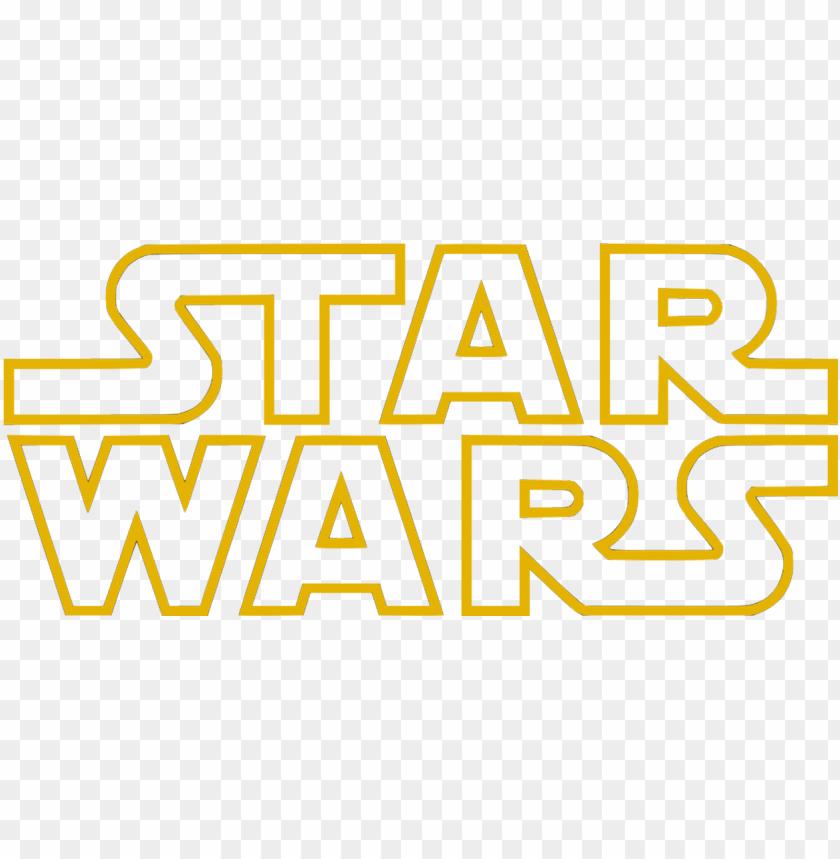 Star Wars Logo Transparent Background Png Image With Transparent
