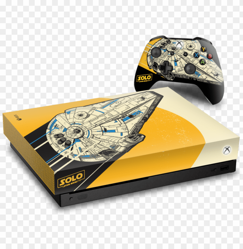 free PNG star wars solo sweepstakes hero image - special edition xbox one x PNG image with transparent background PNG images transparent