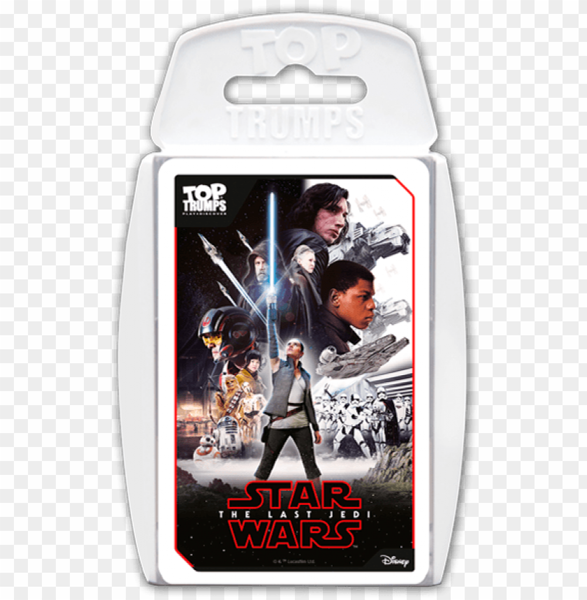 free PNG star wars the last jedi top trumps - last jedi top trumps PNG image with transparent background PNG images transparent