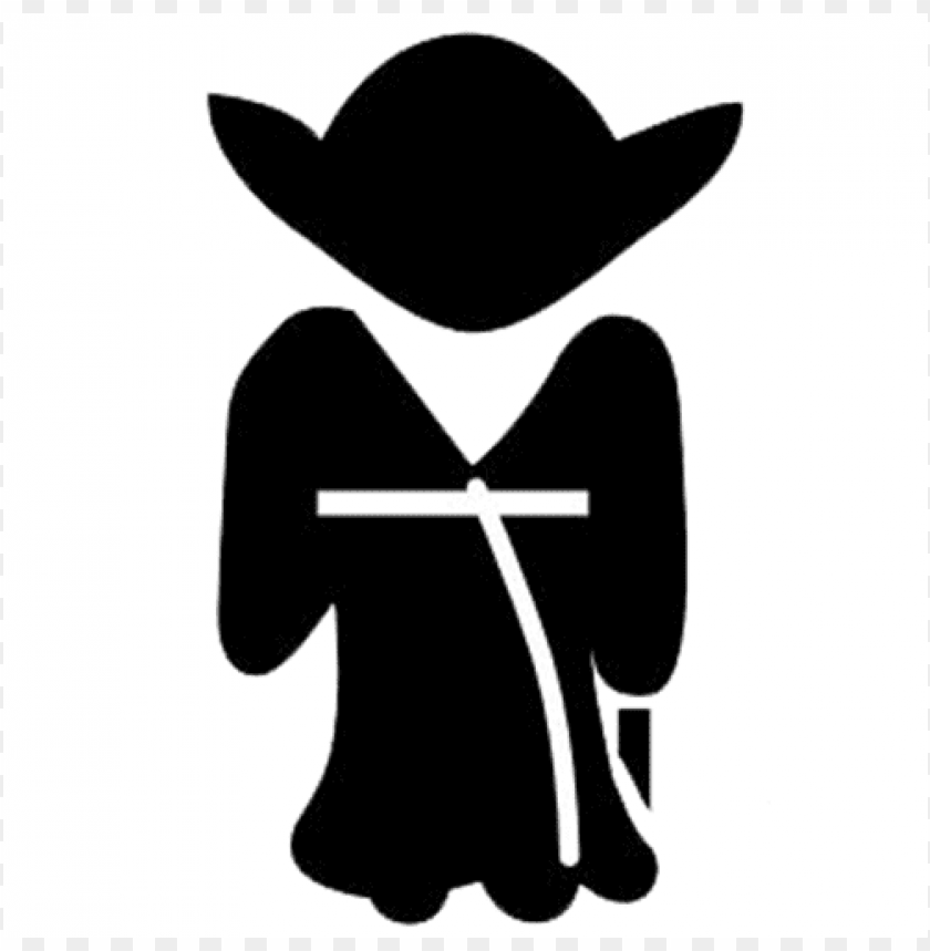 free PNG Download star wars yoda laptop clipart png photo   PNG images transparent