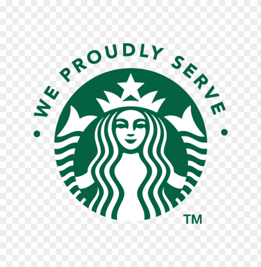 free PNG starbucks coffee logo vector PNG images transparent