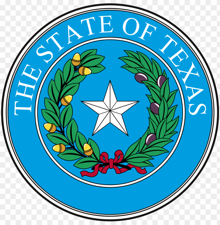 free PNG State Of Texas Seal logo Texas Military Department Seal PNG image with transparent background PNG images transparent