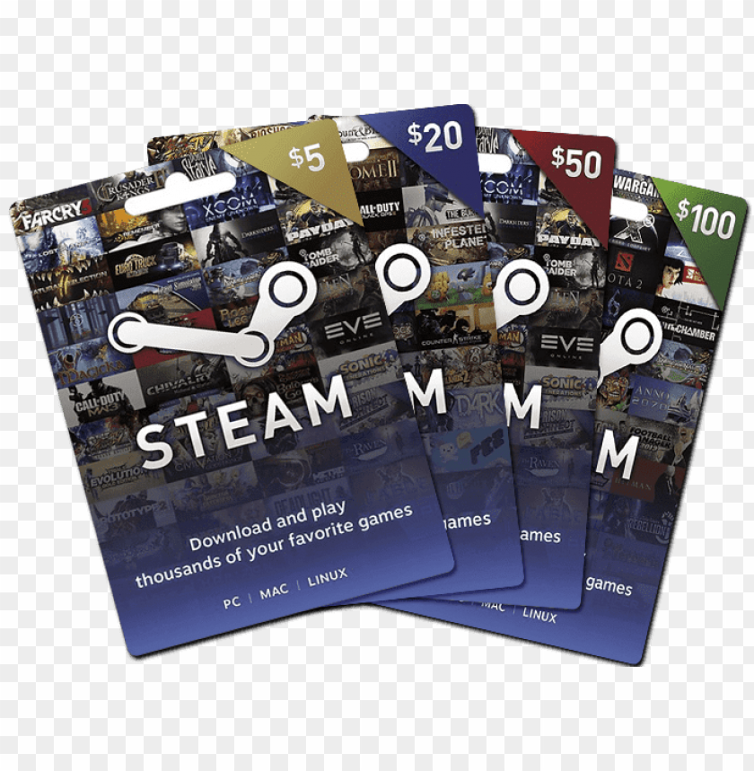free PNG steam gift card (usd 50) steam digital PNG image with transparent background PNG images transparent