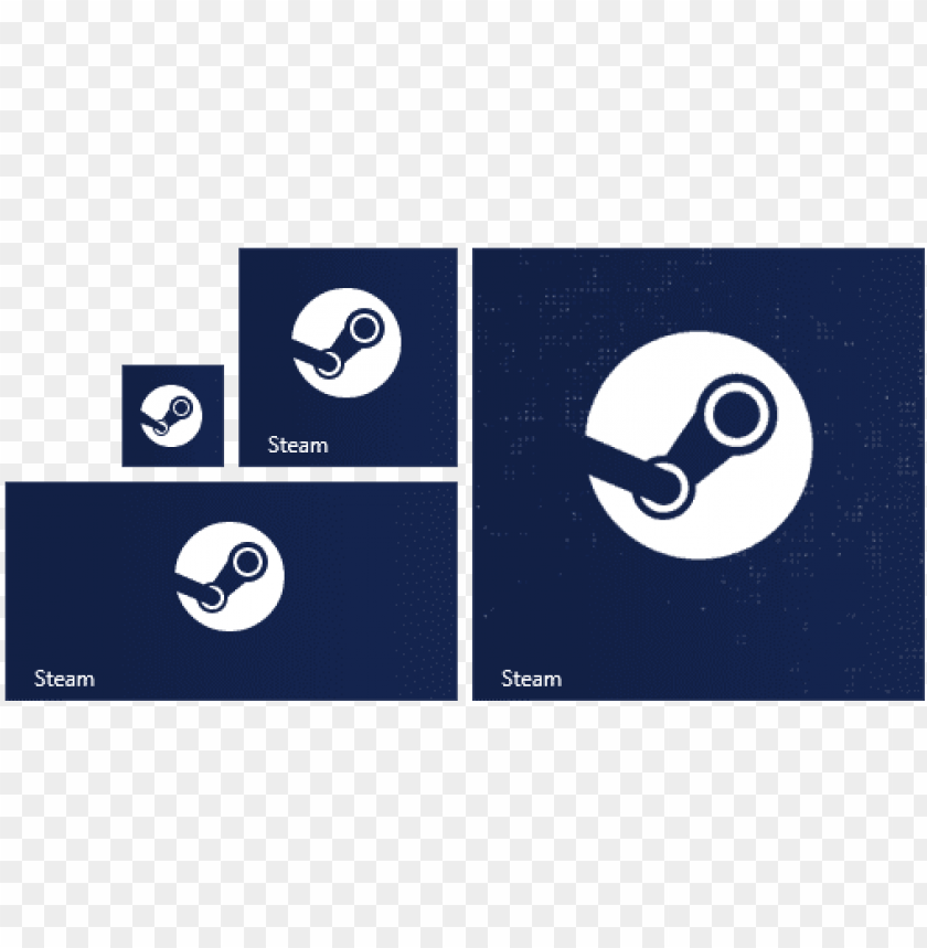 free PNG steam modern ui tile icon for windows 8 / - steam icon windows 10 png - Free PNG Images PNG images transparent