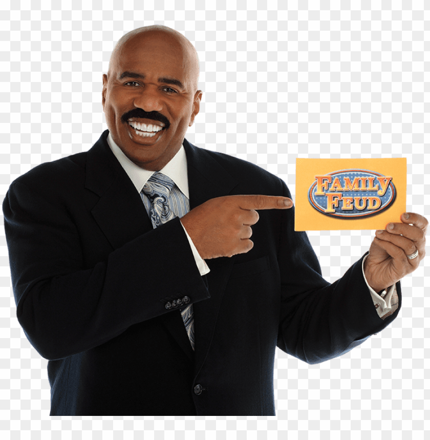 free PNG steve harvey family feud - family feud host PNG image with transparent background PNG images transparent