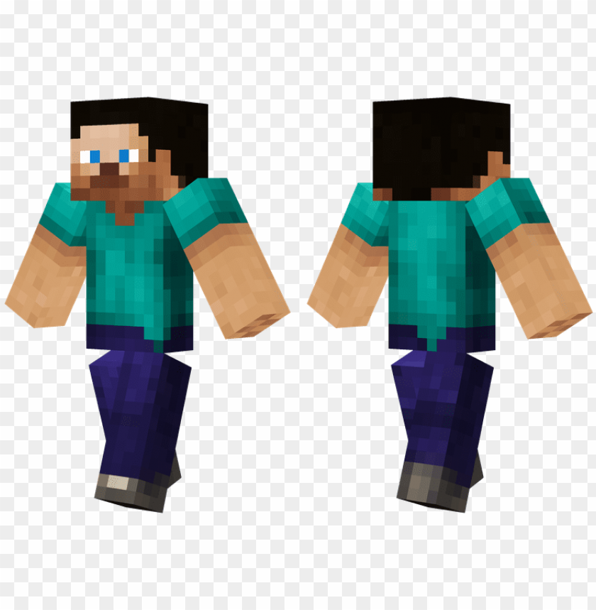 steve hd - minecraft borat ski PNG image with transparent background@toppng.com