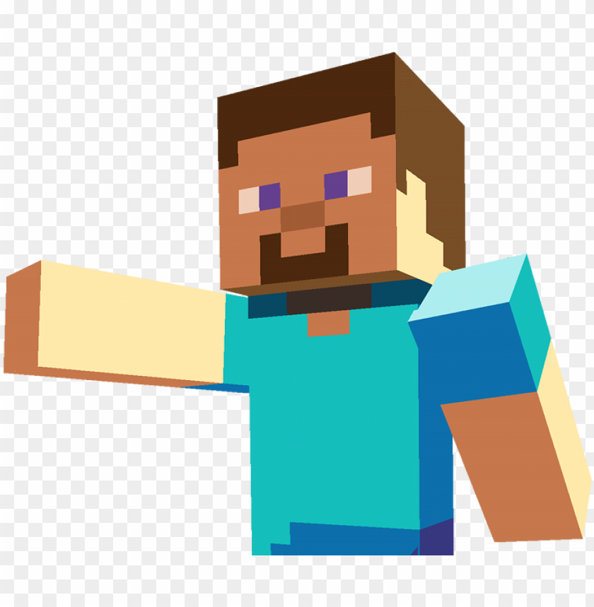 free PNG steve minecraft PNG image with transparent background PNG images transparent