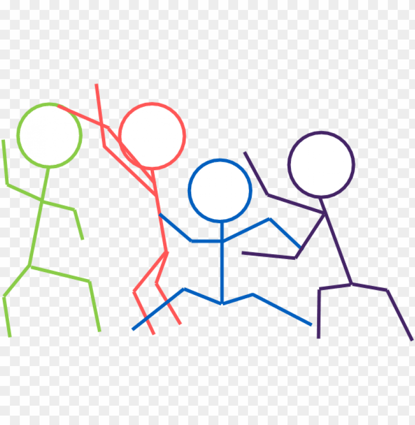 free PNG stick figures clip art - stick figures playi PNG image with transparent background PNG images transparent
