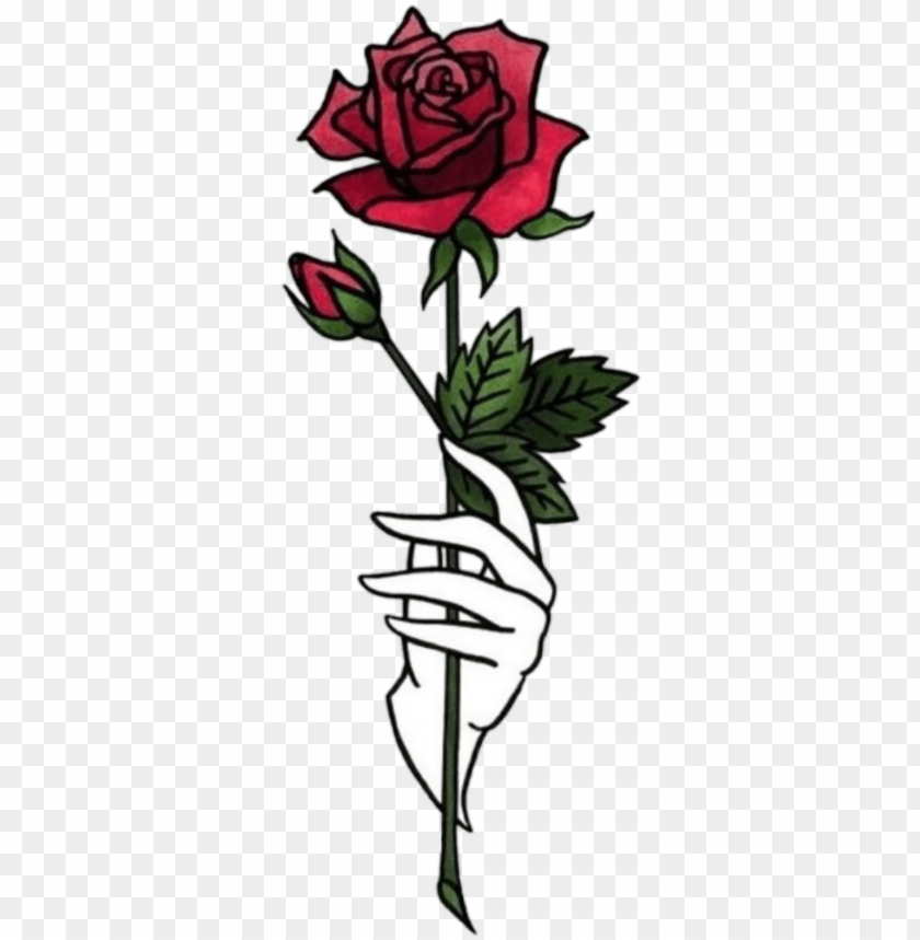 Sticker Hand Hands Tumblr Aesthetic Flower Png Rose Shawol Rose Png Image With Transparent Background Toppng Unique png stickers designed and sold by artists. sticker hand hands tumblr aesthetic