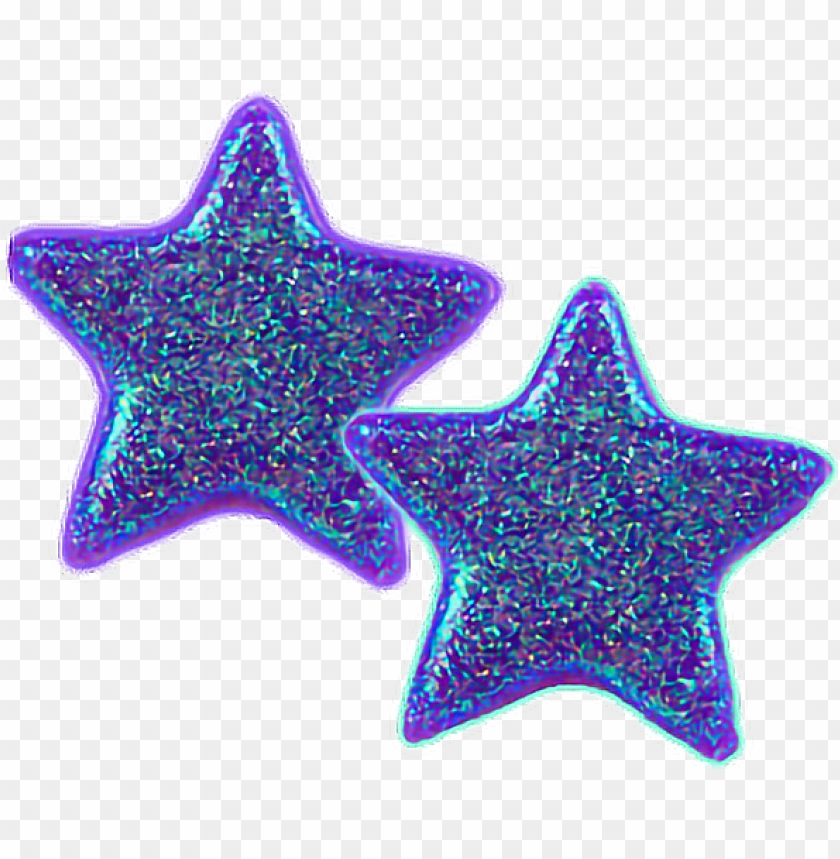 free PNG sticker png stars aesthetic aesthetictumblr tumblr - blue aesthetic tumblr PNG image with transparent background PNG images transparent