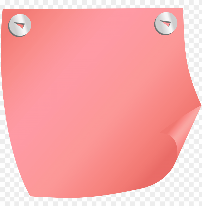 free PNG sticky note red png clip art - red sticky note PNG image with transparent background PNG images transparent