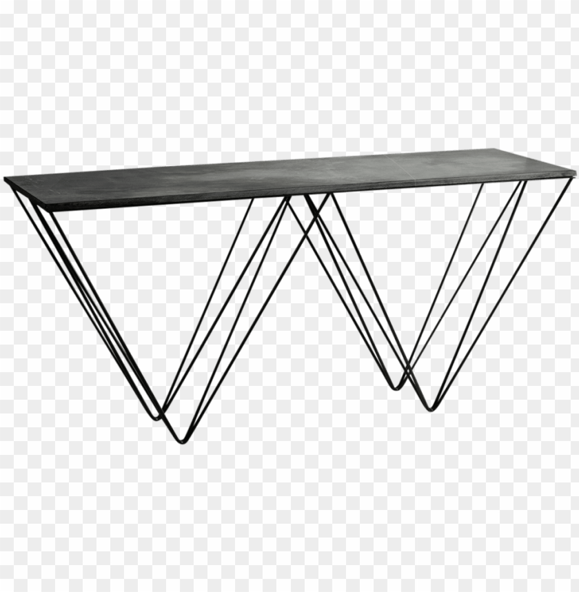 free PNG stone iron console table - table PNG image with transparent background PNG images transparent