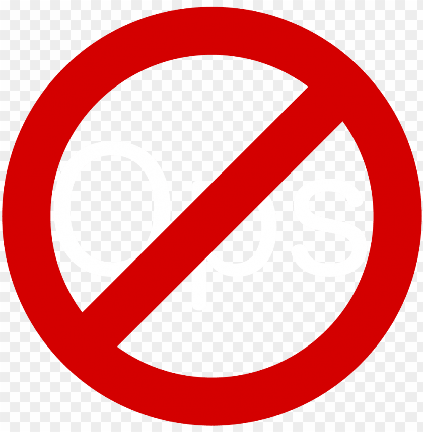free PNG stop symbol png - no right turn road si PNG image with transparent background PNG images transparent