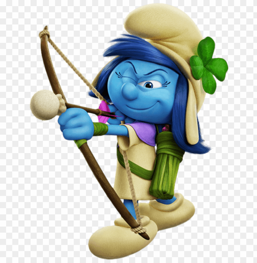 free PNG Download storm smurfs the lost village clipart png photo   PNG images transparent