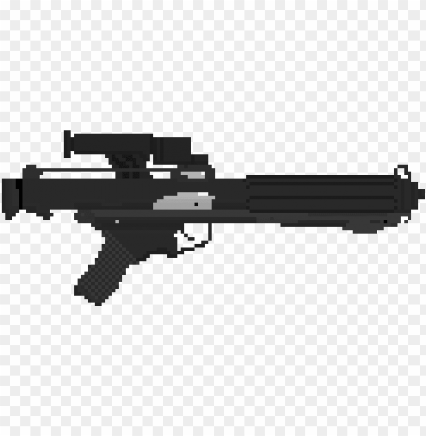free PNG storm trooper blaster - firearm PNG image with transparent background PNG images transparent