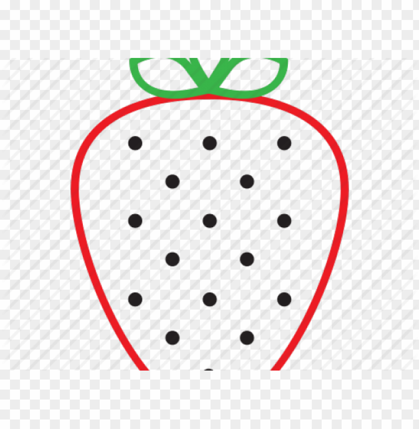 free PNG strawberry clipart icon - circle PNG image with transparent background PNG images transparent
