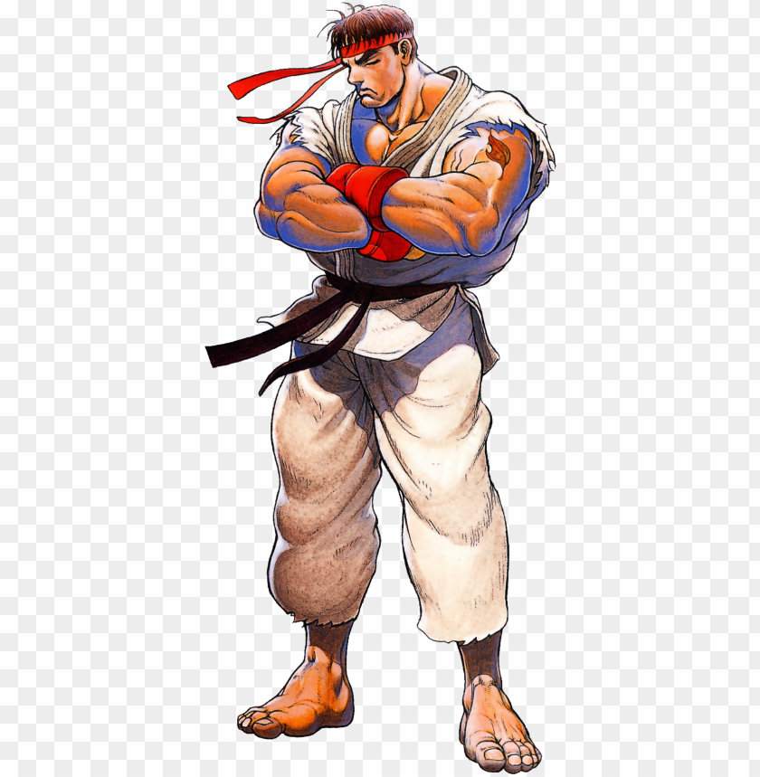Street Fighter 5 Ryu Png Picture Library Download Png Image With
