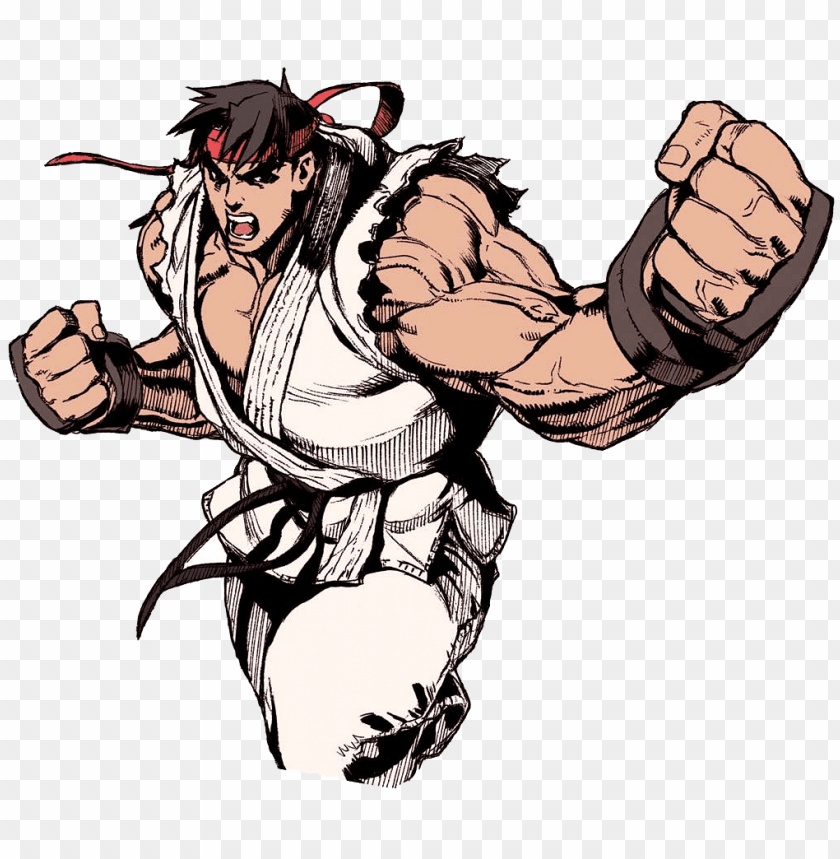 free PNG street fighter ii png transparent image - ryu street fighter alpha 3 hd PNG image with transparent background PNG images transparent