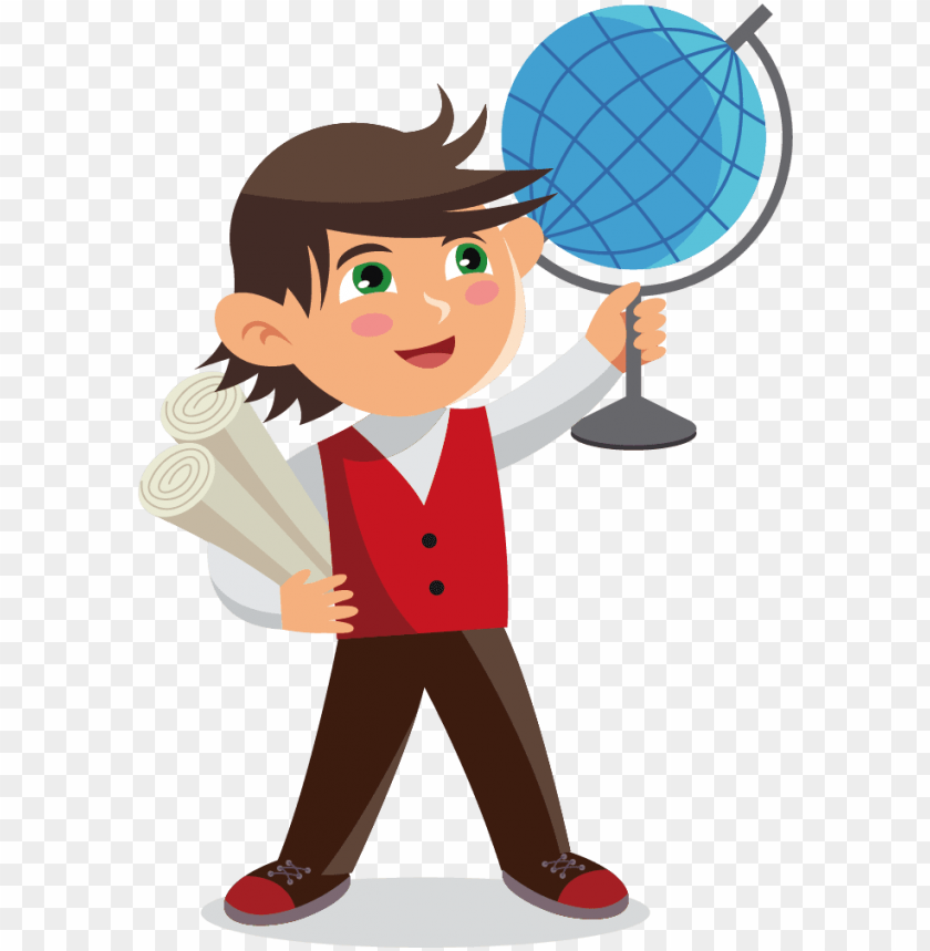 free PNG student cartoon learning - boy learning cartoo PNG image with transparent background PNG images transparent