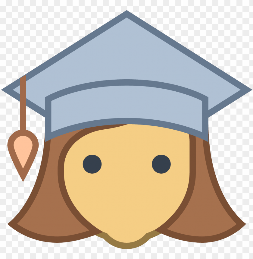 free PNG student female icon - student  for icon png - Free PNG Images PNG images transparent