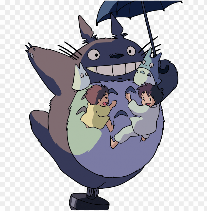 free PNG studio ghibli closes its doors - studio ghibli totoro PNG image with transparent background PNG images transparent