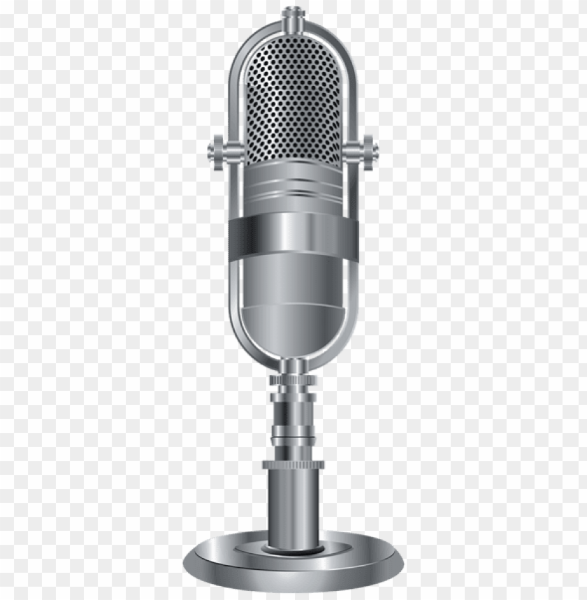 free PNG Download studio microphone silver png images background PNG images transparent