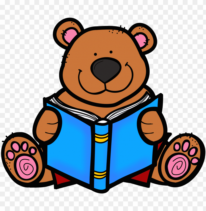 free PNG stuffed animal reading PNG image with transparent background PNG images transparent