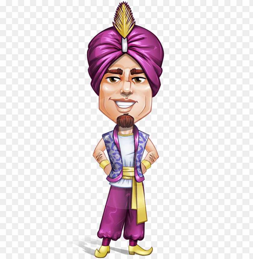 free PNG stylish man cartoon character zufar the courageous - arab man cartoon PNG image with transparent background PNG images transparent