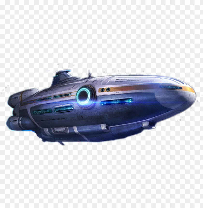 free PNG subnautica freetoedit - ship subnautica aurora background PNG image with transparent background PNG images transparent