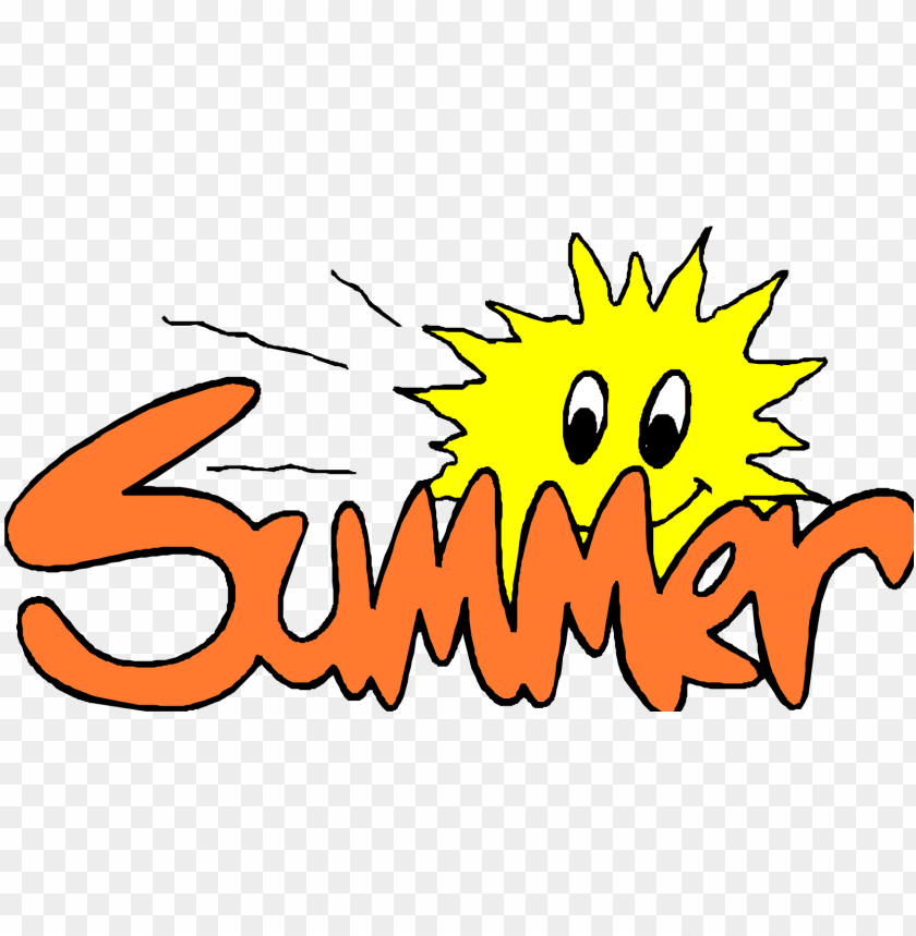 free PNG summer logos clip art free clipart images - summer clip art PNG image with transparent background PNG images transparent