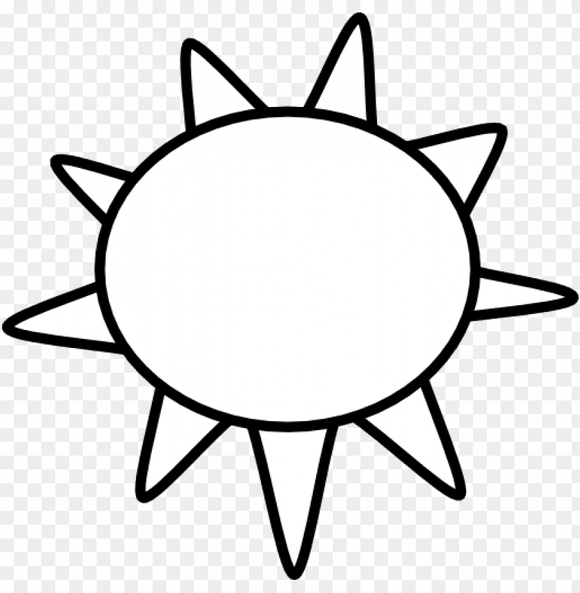 Sun Clipart For Kids Png Png Image With Transparent Background