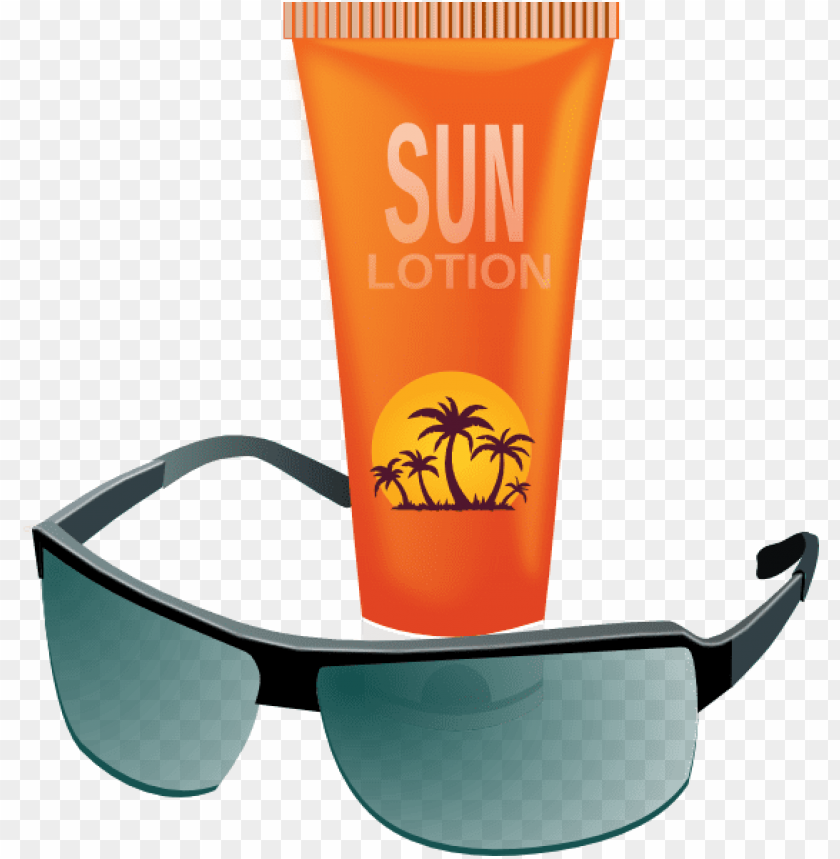 free PNG sun glasses and sun screen PNG image with transparent background PNG images transparent