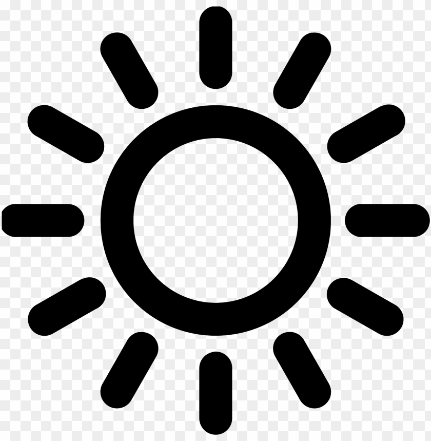 free PNG sun icon free download png and vector - sun icon PNG image with transparent background PNG images transparent