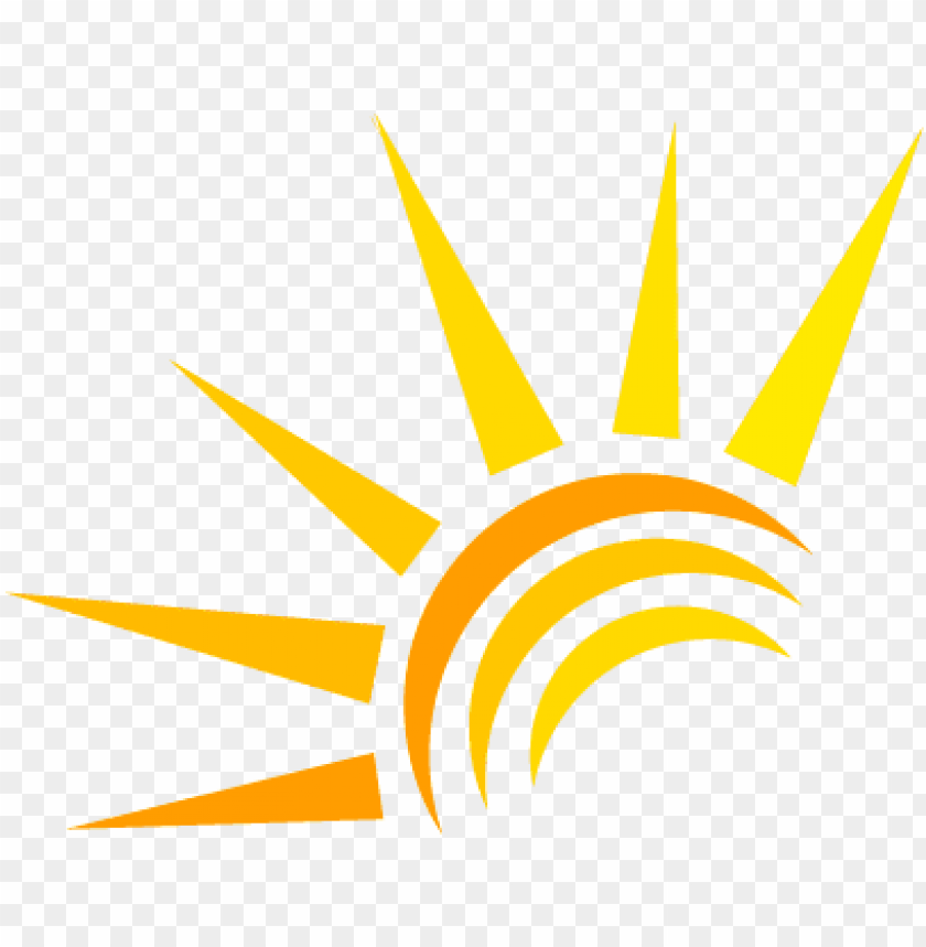 free PNG sun rays logo PNG image with transparent background PNG images transparent