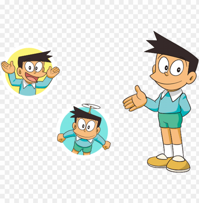 free PNG suneo - suneo doraemo PNG image with transparent background PNG images transparent