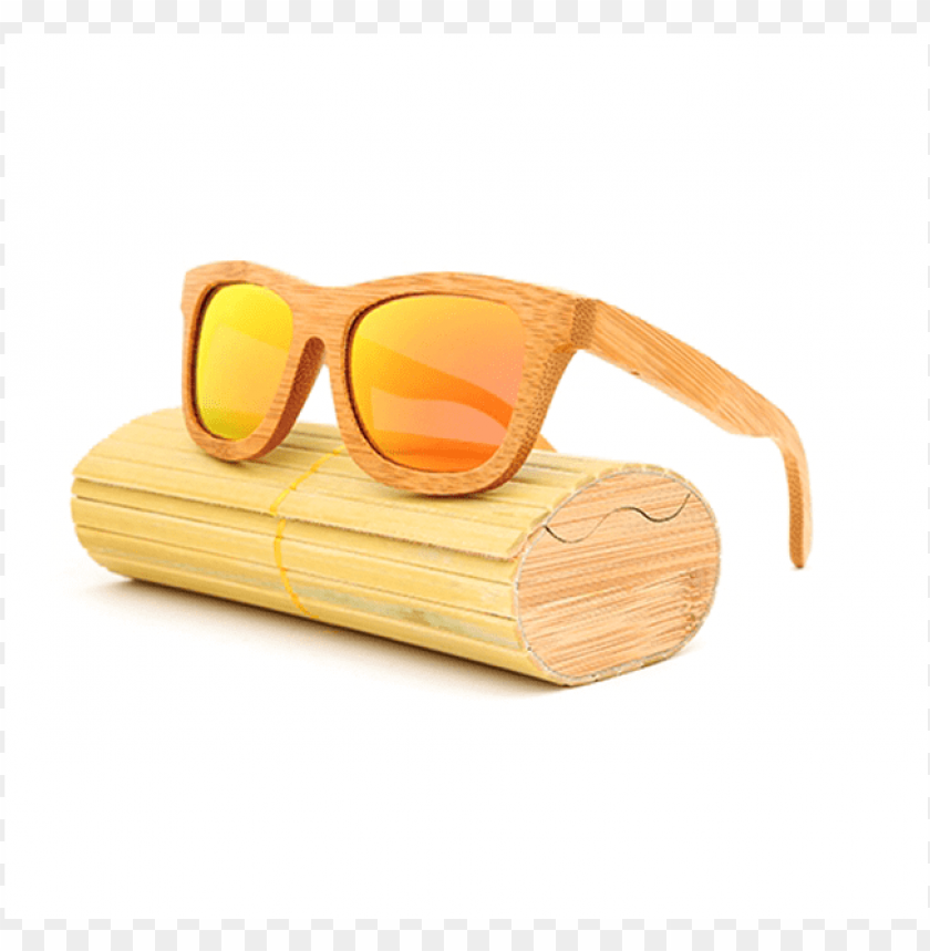 free PNG sunglasses - wood PNG image with transparent background PNG images transparent