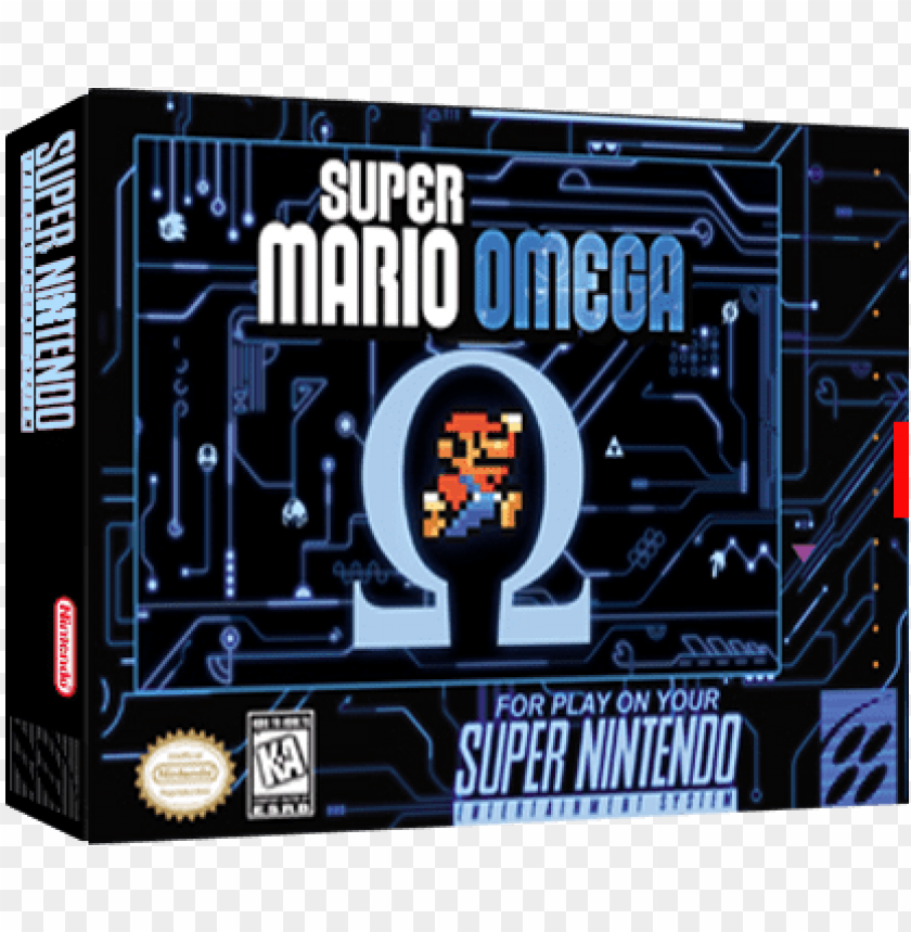 free PNG super mario omega - super mario omega super nintendo PNG image with transparent background PNG images transparent